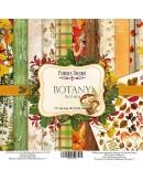 Set Botany autumn 10 PAPELES DOBLE CARA