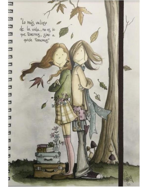 Libreta amor