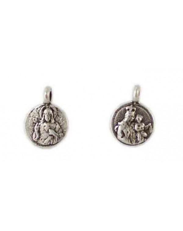 Medalla metalica miniatura