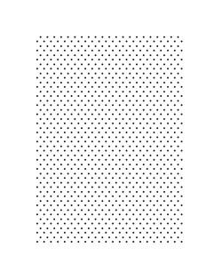 Carpeta embosing puntos