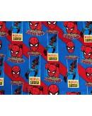 Tela Spiderman (25x110cm)