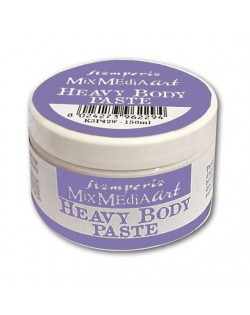 Heavy Body Paste Blanca Stamperia 150 ml