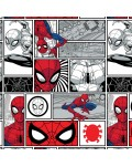 Tela Spiderman power  (25x110 cm.)
