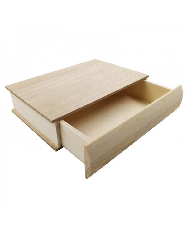 Caja Libro 25x18x6cm