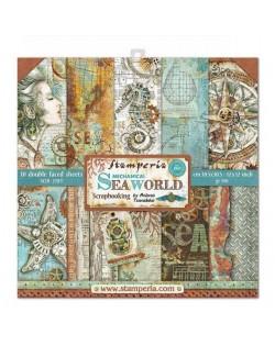 Colección Sea world