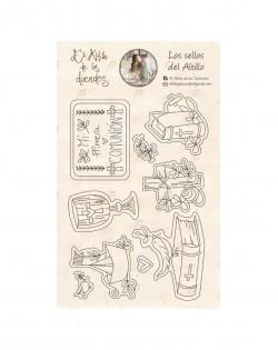 Pack sellos Mi primera comunión