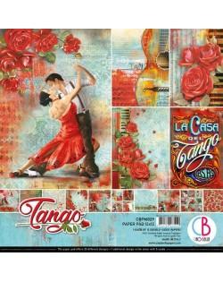 Coleccion papeles Tango