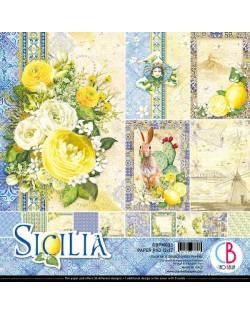 Coleccion papeles Sicilia