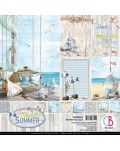 Coleccion papeles Sound of Summer
