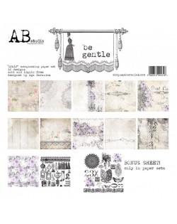 Be Gentle AB STUDIO 30x30 6und.