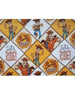 Tela Toy Story (25x110 cm.)