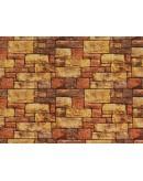 Tela fondos muro (25x150 cm.)